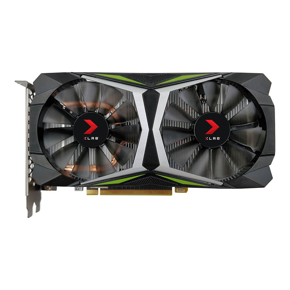PNY GeForce RTX™ 2060 6GB XLR8 Gaming Overclocked Edition