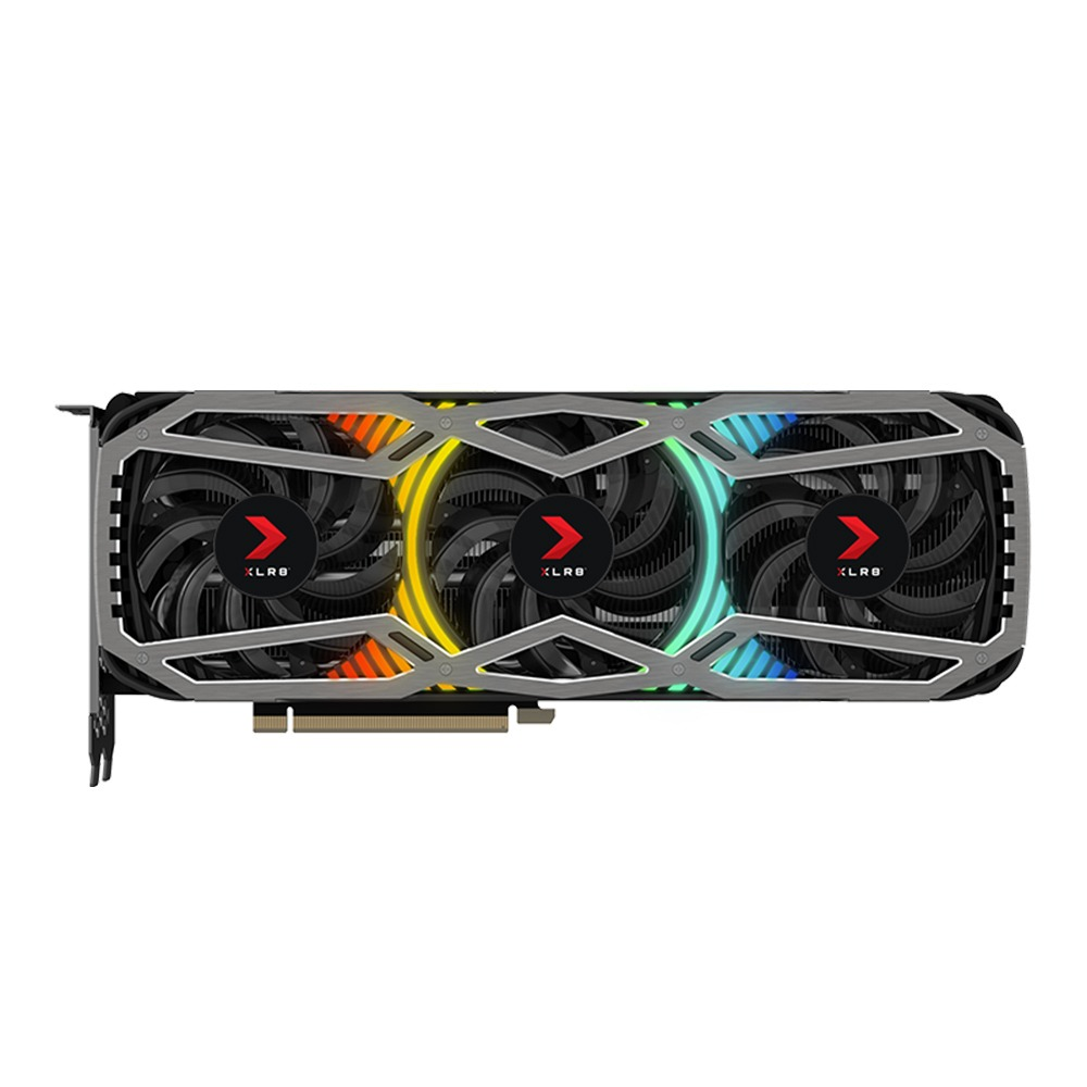 电竞 XLR8 GeForce RTX™ 3090 24GB EPIC-X RGB™ 三风扇 (Revel款)